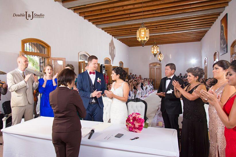 Vestidos para boda civil testigo