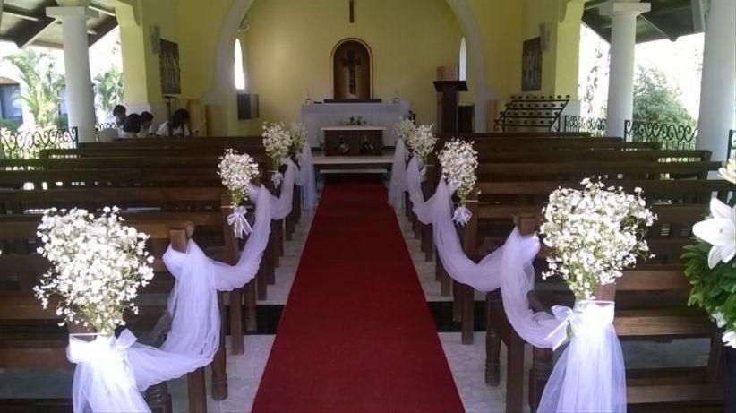 Decoracion Iglesia Para Matrimonio ~ Ideas para decorar la iglesia de tu boda a bajo costo  bodas com mx