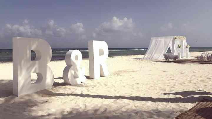 Letras Gigantes RMC