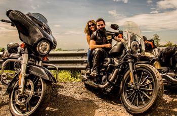 Luna de miel en motocicleta: 5 rutas para enamorarse de México