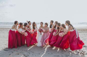 Vestidos para fiesta en la playa, ¿qué llevar y cómo?
