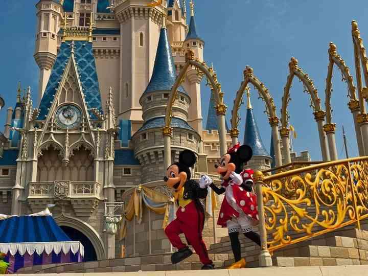 Luna de miel en Disney World: amor, magia y fantasía en un solo lugar