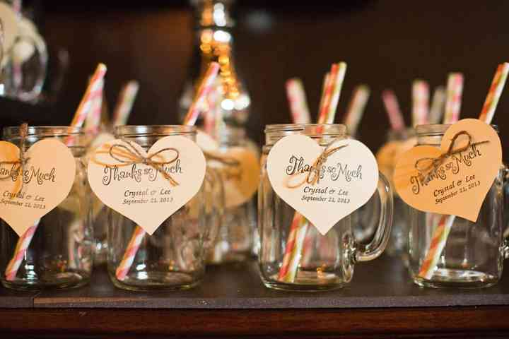 Mason Jars Favors & Co.