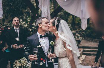 Ideas para discurso de boda: ¿quiénes lo darán y qué pueden decir?