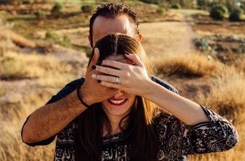7 trucos para sacar una foto bonita a tu anillo de compromiso