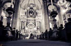 Protocolo para bodas religiosas