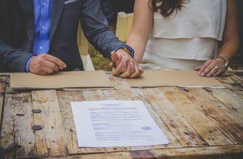 Los cursos prematrimoniales que deben preparar para el civil