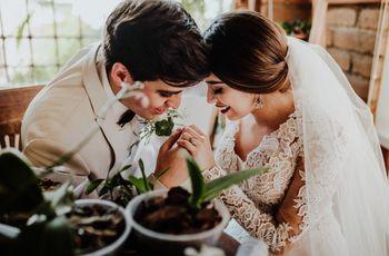 5 maneras de presumir el video de su boda: llegó la gran premier