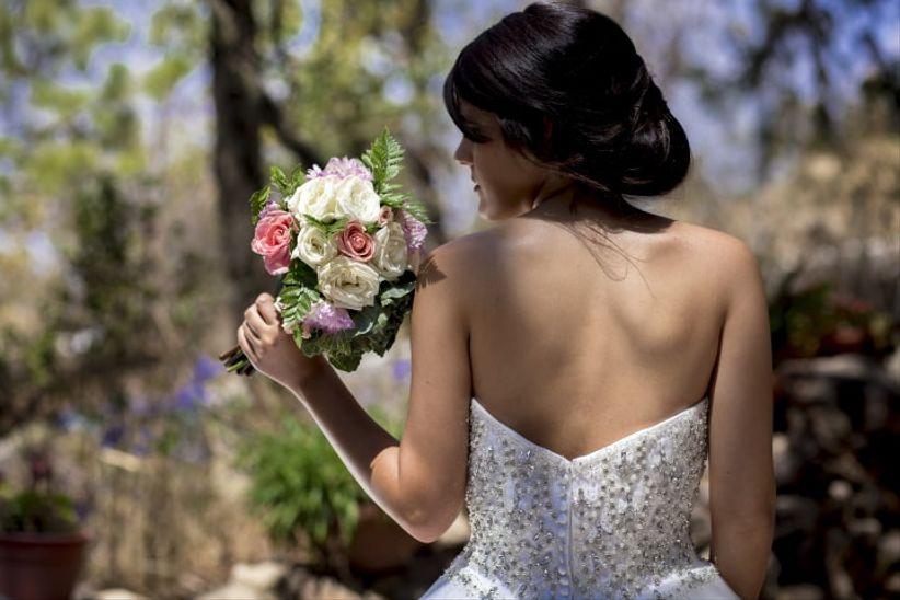 Wed in Flowers