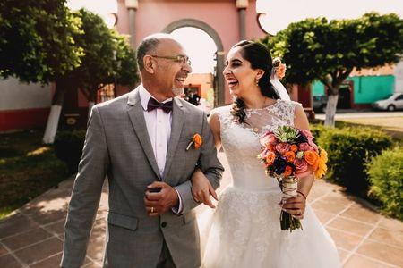 ¿Cuál es el papel del padre de la novia antes y durante la boda?