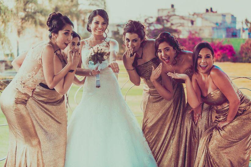 Colores de vestidos para boda de tarde noche