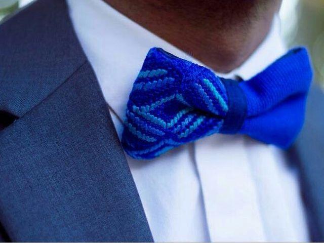 30 accesorios azules para los novios que se casan este 2018