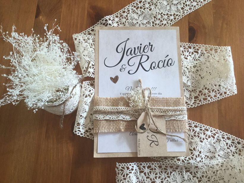 bb098218c8e09 30 invitaciones de boda elegantes  amor a primera vista - bodas.com.mx