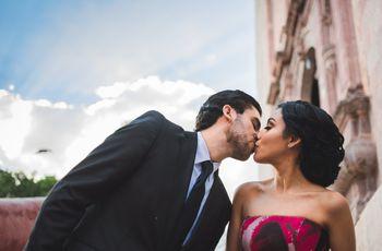 Video de boda lifestyle para presentarse ante sus invitados