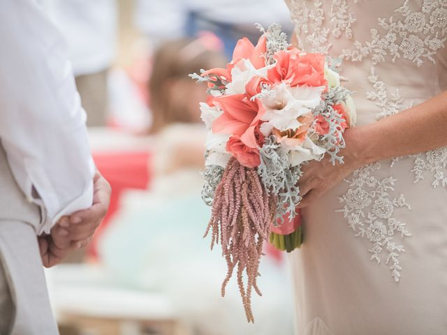 Bodas en 'Living Coral', 50 ideas con el color tendencia del año 2019