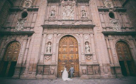 ¿Dónde solicitar los documentos para la boda por la iglesia?