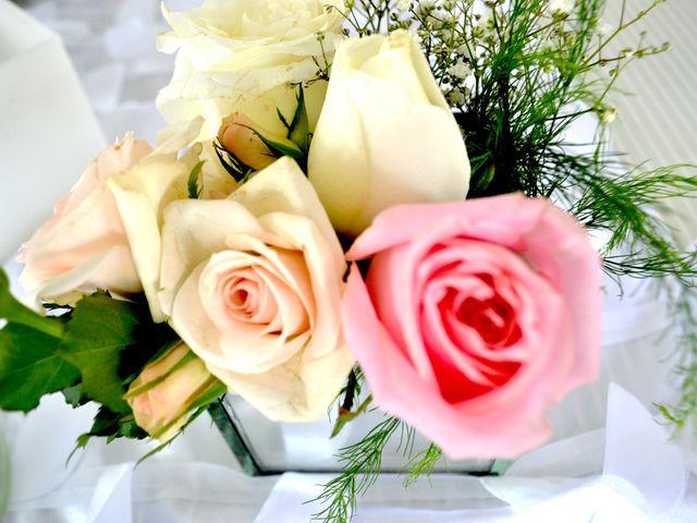 Ceremonia de la rosa, un floreado ritual para la boda civil