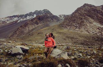 Luna de miel en la Patagonia: Argentina y Chile los esperan