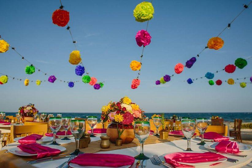 Boda A La Mexicana 7 Ideas Para Ambientar La Recepción