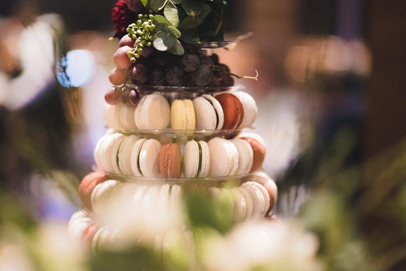 Macarons Macblanc