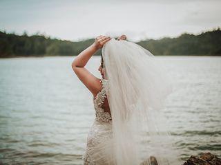 ¿Qué tipo de vestido deberías llevar en tu boda?