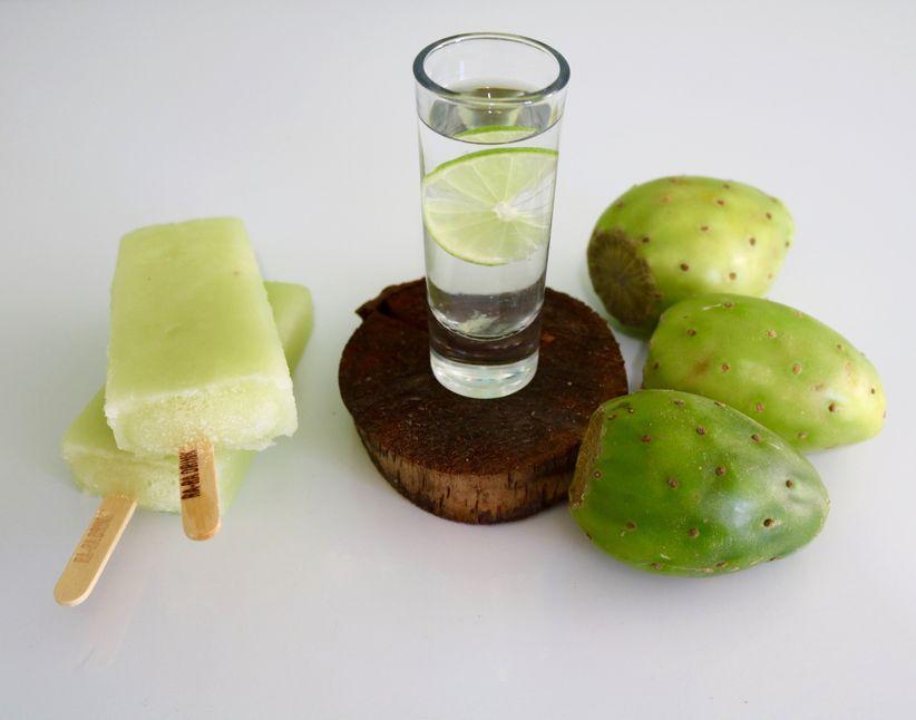 Ra-Ra Drink - Paletas con alcohol
