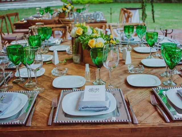 Banquete sin asignación de mesas: descubran si va con su boda