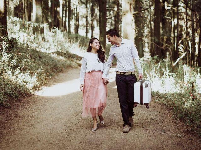 8 tips para que no falte nada en su maleta de luna de miel