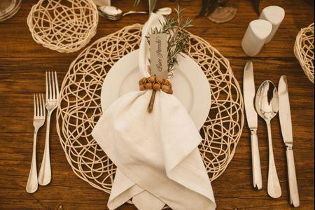 35 ideas para decorar las servilletas: ¡adiós, montajes aburridos!
