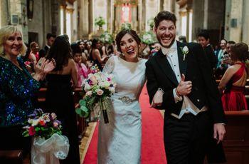 7 ideas originales para bodas religiosas: ¡se vale innovar!
