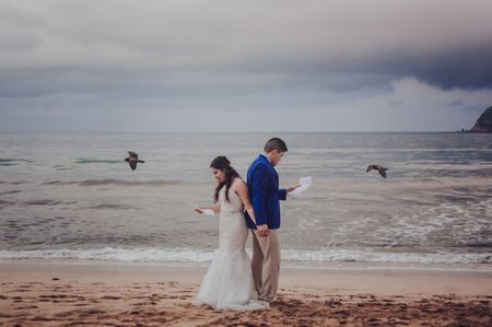 Tips para escribir los votos matrimoniales en 6 pasos