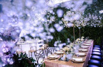 Decoración para una boda en invierno: ¿más frío o más calor?