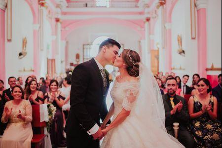 6 cosas que las novias se olvidan de hacer durante la ceremonia