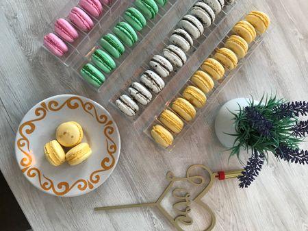 Macarons en la boda: 7 usos para hacerlos aún más tentadores