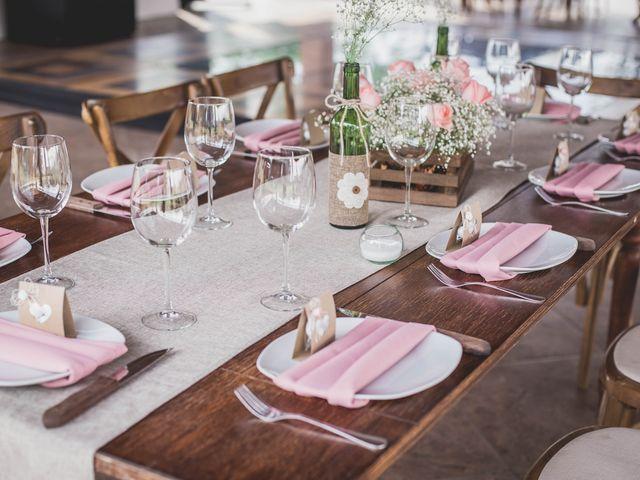 La mantelería de la boda: ¡hora de vestir las mesas!