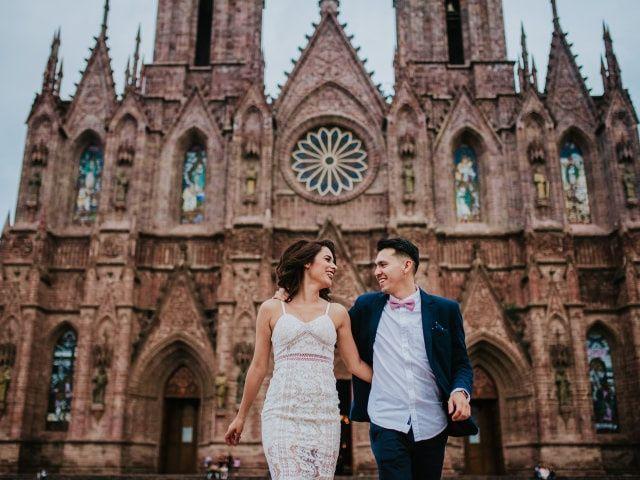 90 cosas en las que fijarse cuando van a otra boda, ¡atentos!