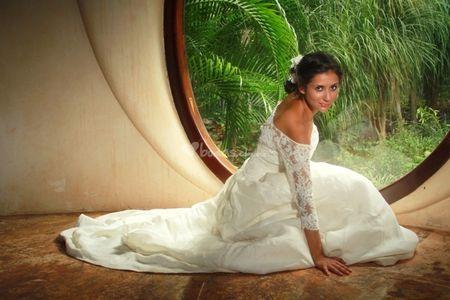 Cómo cubrirte del frío sin perder la elegancia en tu boda