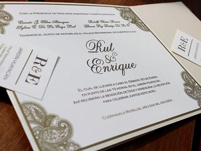 Contenido de tu invitación de boda