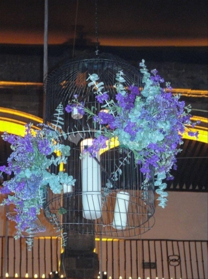 Jaulas Para Decoracion De Bodas ~ Decoraci?n de boda con jaulas  bodas com mx