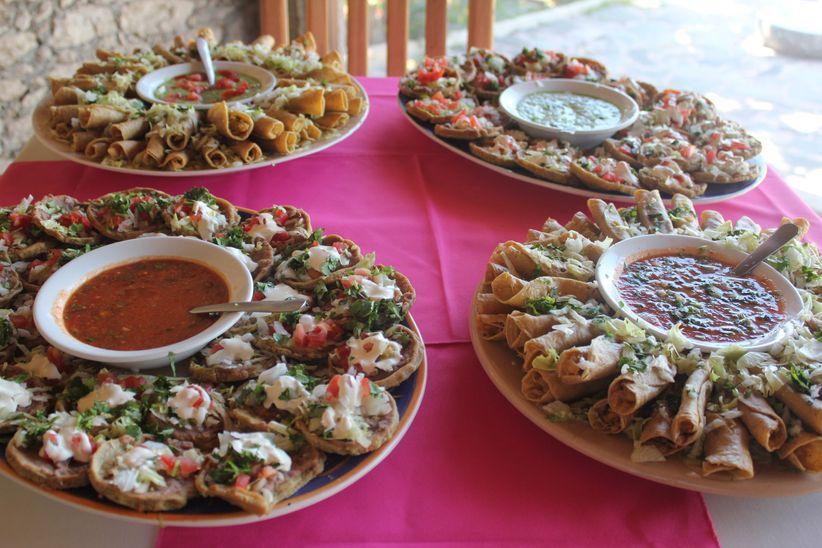 Men s baratos para la boda for Platillos rapidos y economicos