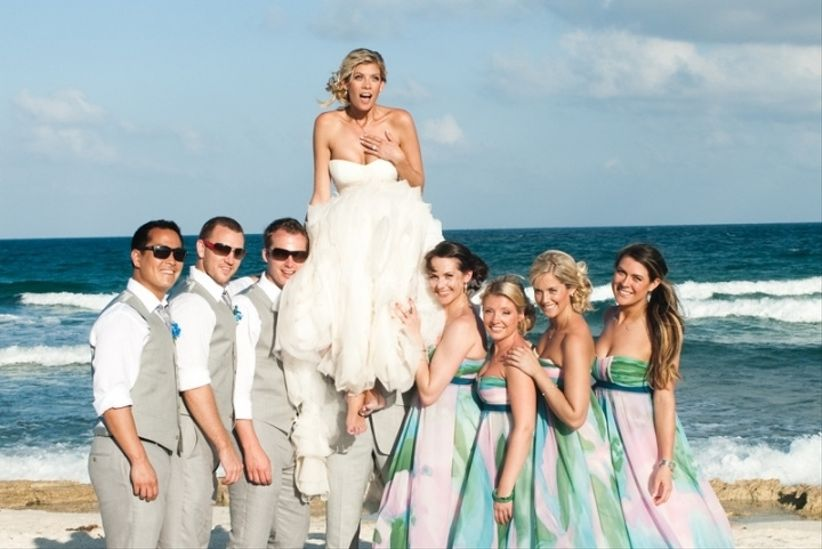 stunning outfit bodas en playa 2018