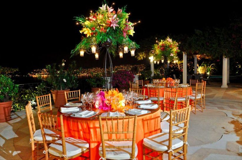 Colores tendencia para bodas 2015 - Mandarina decoracion ...