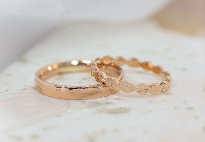 b7091b944b59 9 metales para sus anillos de boda  estúdienlos antes de elegir ...