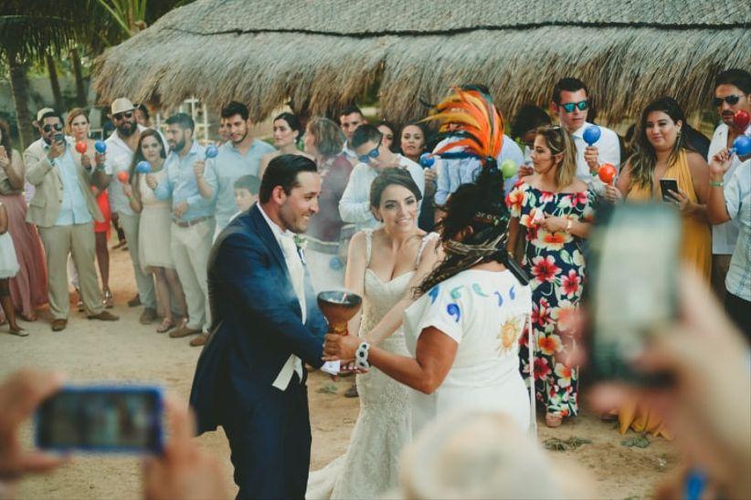 6ec64402c Ceremonia maya  todo lo que deben saber de esta boda simbólica ...