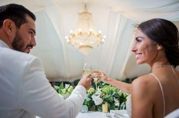 Cómo preparar el discurso de agradecimiento de la boda en 6 pasos