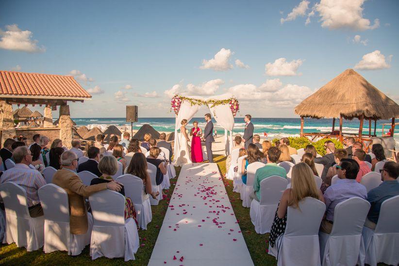 7 ventajas de casarse en un hotel: un práctico refugio para su boda ...