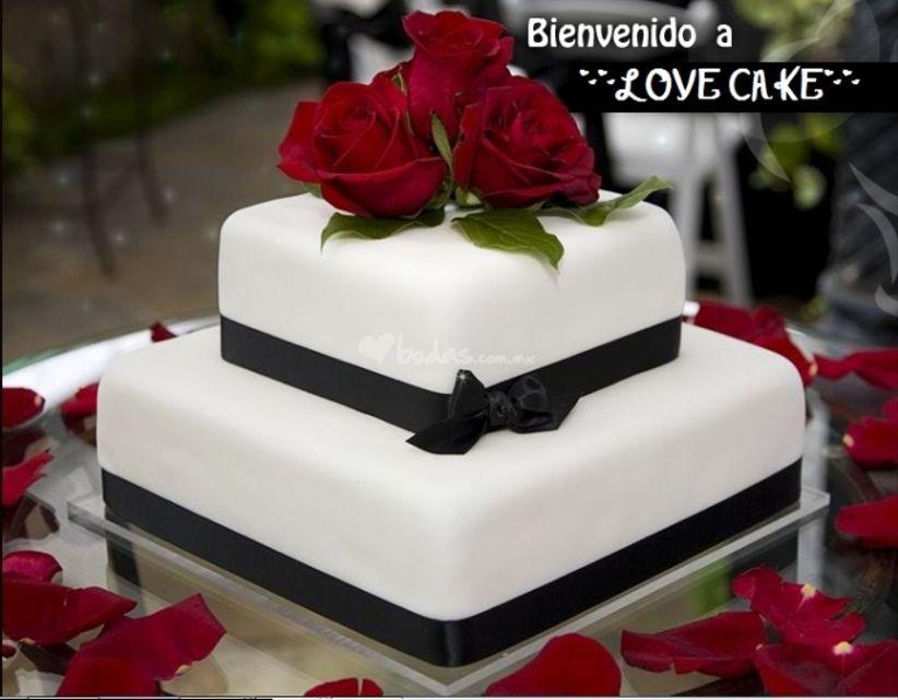 Pasteles de bodas Chantilly o Fondant - bodas.com.mx