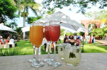 15 cocteles con alcohol: el trago perfecto para su boda