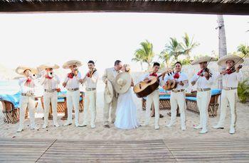 Tradiciones de boda mexicana