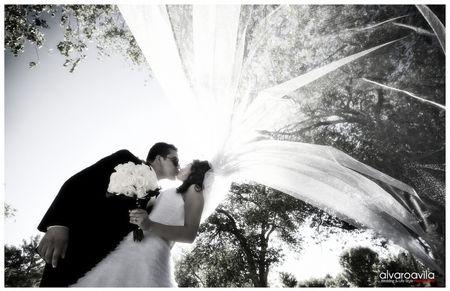Tu boda en blanco y negro